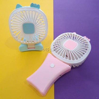 2 IN 1 Intimate Fordable USB Mini Fan