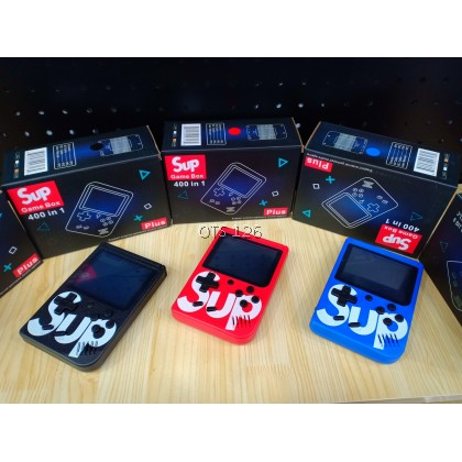 Sup Game Box 400 in 1 Plus With Portable Mini Retro Handheld Game Console