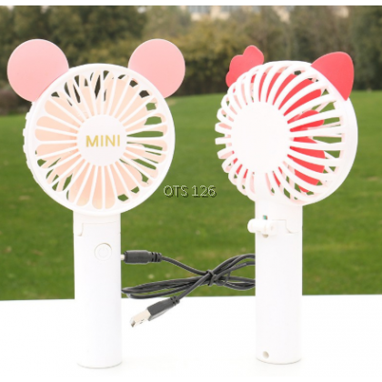 X Animal Mini Fan