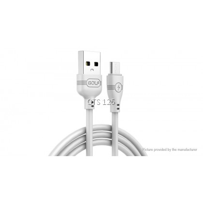 GOLF 2.4A Sync Power Cable For Type C / Lightning / Micro - GC-57
