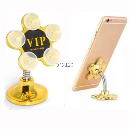 Magic Sucker Cell Phone Holder 360 Degree Rotatable Multi-Angle