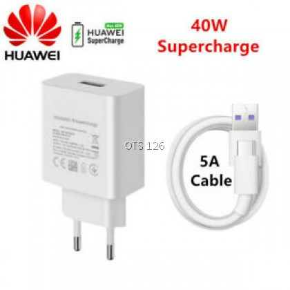 HUAWEI SuperTravel Charger Quick Version Charger USB TYPE C