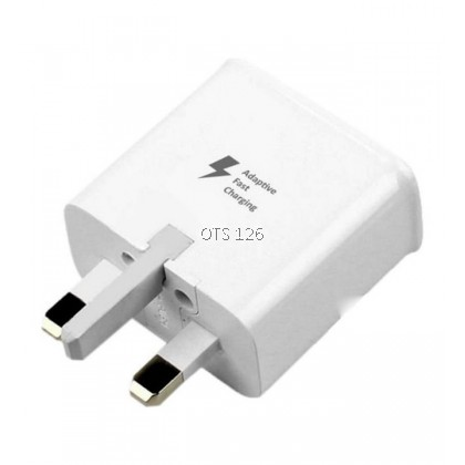 SAM Fast Charging Adapter with Cable