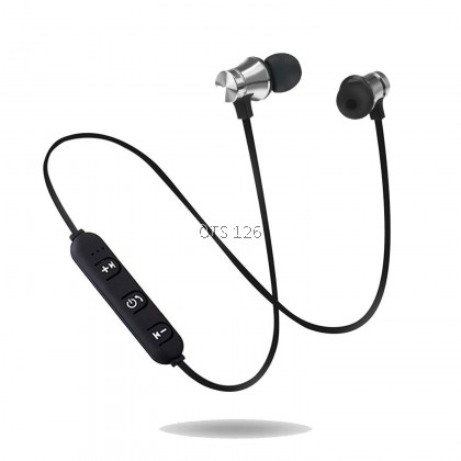 PrimeAudio Slide Wireless Earbuds With MIC With Bluetooth